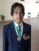 A. P. J. Abdul Kalam as a student