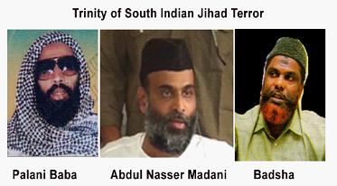 Palani Baba, Abdul Nazer Mahdani & Badsha
