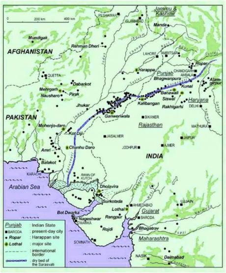 Saraswati River