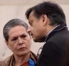 Sonia-G & Shashi Tharoor