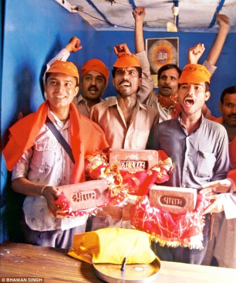 Ayodhya Pilgrims