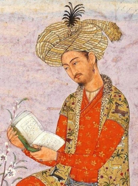 Babur, born Zahīr ud-Dīn Muhammad (14 February 1483–26 December 1530)
