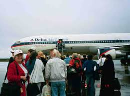 Delta Flight 15 Gander Airport