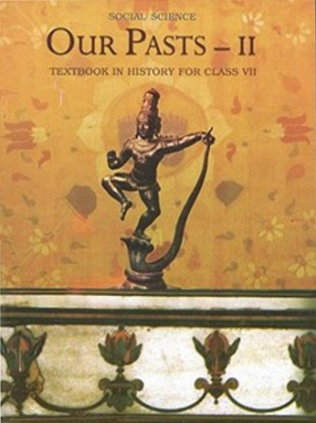 NCERT History Textbook 'Our Pasts'