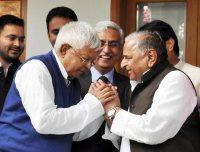 Laloo Prasad Yadav & Mulayam Singh Yadav