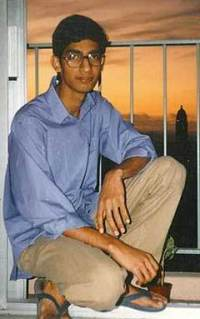 Sundar Pichai at Stanford (1994)