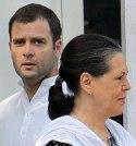 Rahul Gandhi & Sonia Gandhi