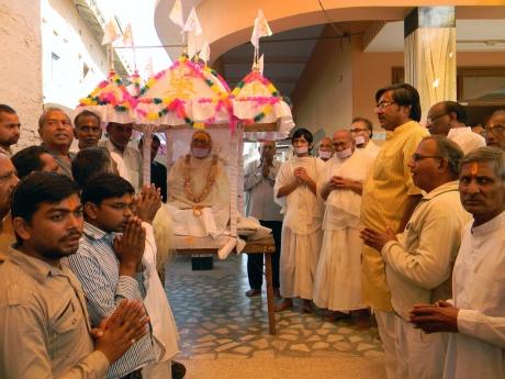 Santhara of Muni Jasraj (28 February 2013)