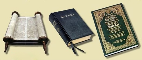 Three (Un)Holy Books