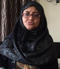 Afsha Jabeen