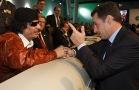Gaddafi paid GBP42M to Sarcozy to help him win power then Sarcozy had him killed!