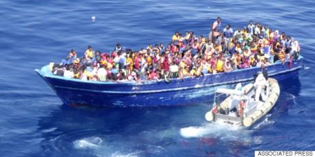 Migrants to Italy