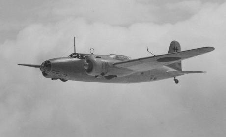 Mitsubishi Ki-21 Heavy Bomber