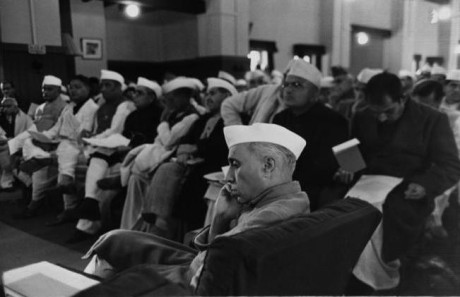 Nehru at Constituent Assembly 1947