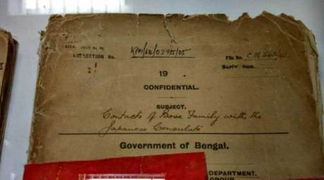 Netaji Files Kolkata