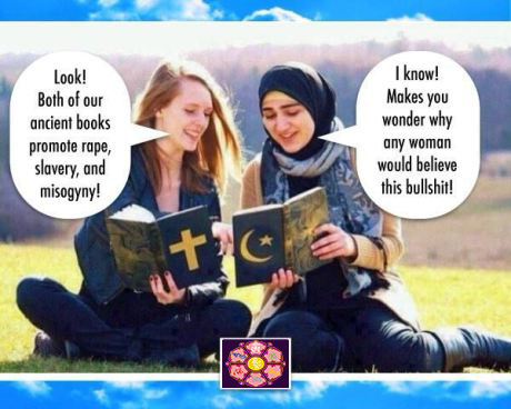 Women in the Bible & Koran