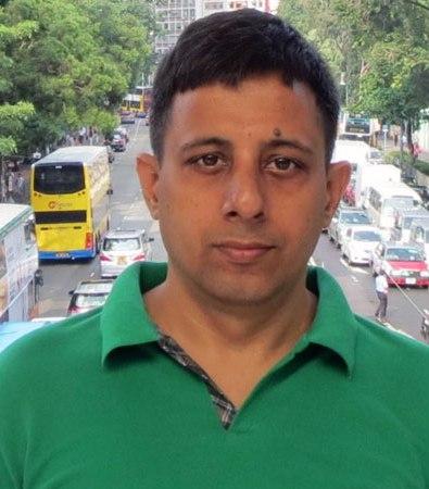Anuj Dhar