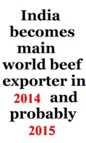 India Beef Export