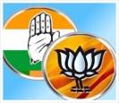 Congress-BJP Logo