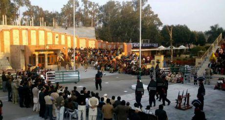 Ganda Singh Wala Indo-Pak Border Crossing