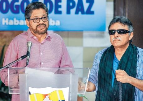 Ivan Marquez & Jesus Santrich