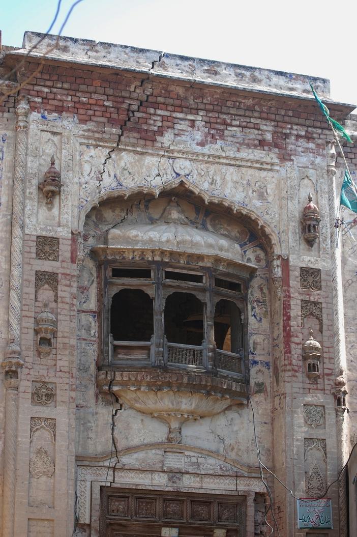 Chajju Bhagat Temple, Malka Hans, Pakistan, Photo (C) Rida Arif
