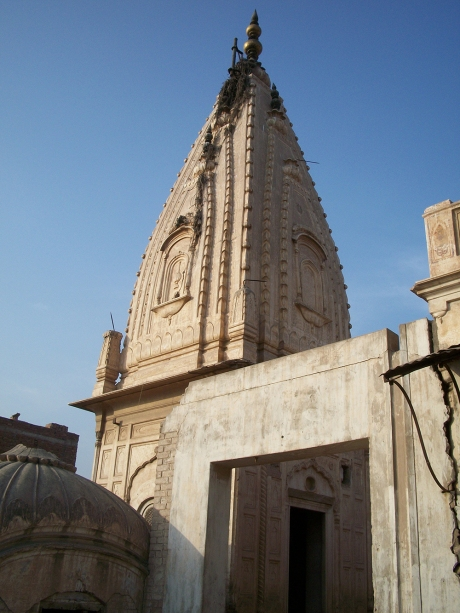 Jain Temple, Multan, Pakistan. Photo (C) Alie Imran