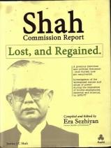 Shah Commisson Report