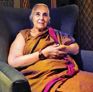 Marxist historian Romila Thapar of JNU New Delhi