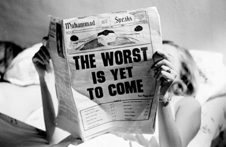 The worst is yet to come!