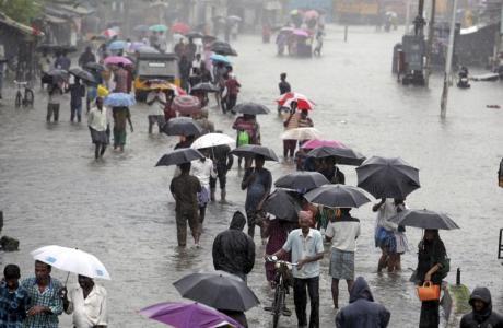 Chennai Floods 2015
