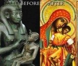 Isis-Horus / Mary-Jesus