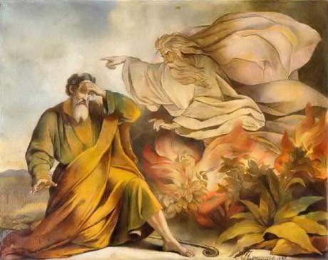 Moses & Yahweh