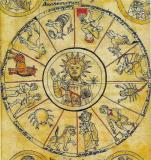 Jesus in the Zodiac (11th century)