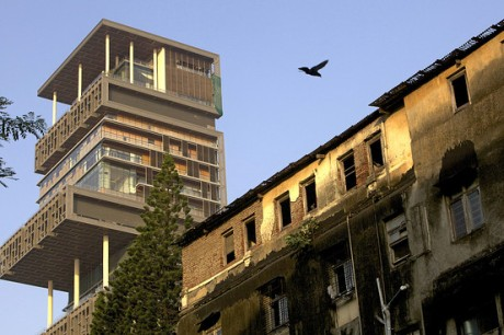 Antilia : Ambani's Billion Dollar House