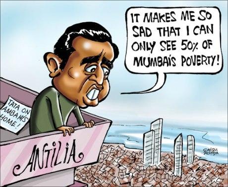 Mukesh Ambani's Complaint