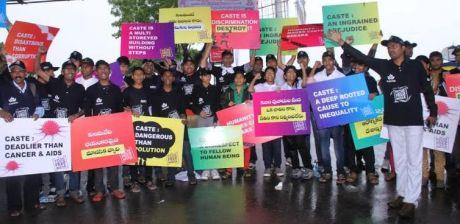 Caste Protest