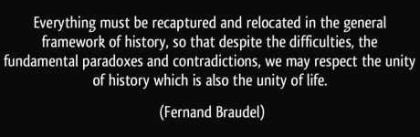Fernand Braudel Quote