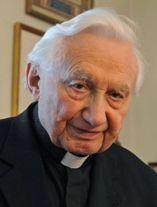 Monsignor Georg Ratzinger