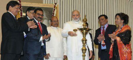 Narendra Modi at DICCI Pune