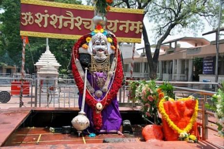 Shaneshwar of Shingnapur