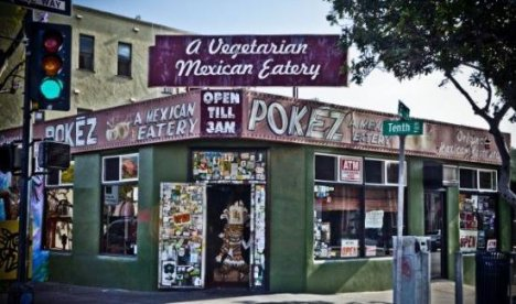 Vegetarian Mexican Eatery
