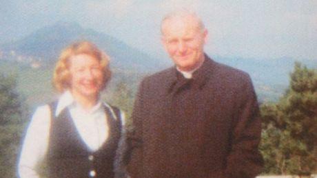Anna-Teresa Tymieniecka & Karol Wojtyla (1977)