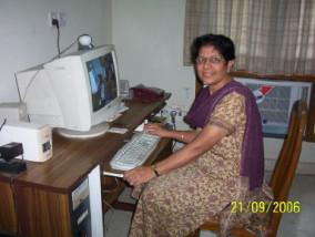 Geeta Padmanabhan