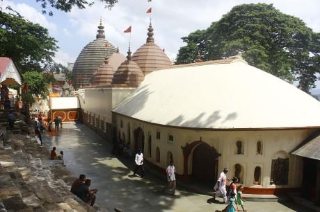 Kamakhya Temple, Nilachal Hills, Assam