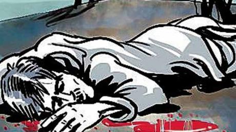 RSS Murder Victim