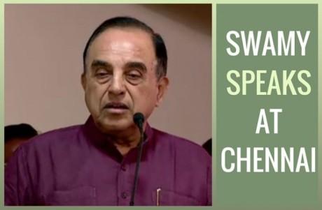 Dr Subramanian Swamy