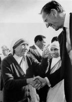 Mother Teresa & Charles Keating