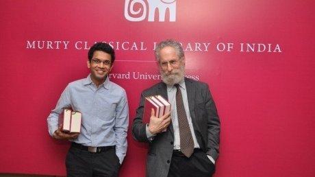 Rohan Narayana Murty & Sheldon Pollock