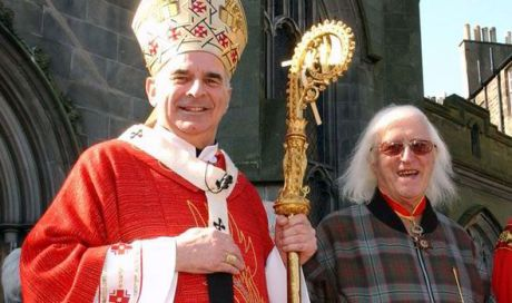 Keith O'brien & Jimmy Savile